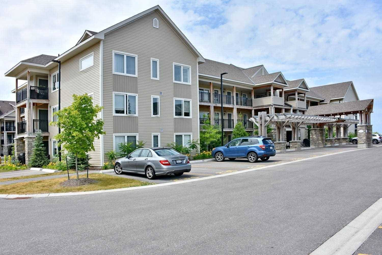 Condo for sale at 4 Cove Ct Unit 301 Collingwood Ontario - MLS: S4523642