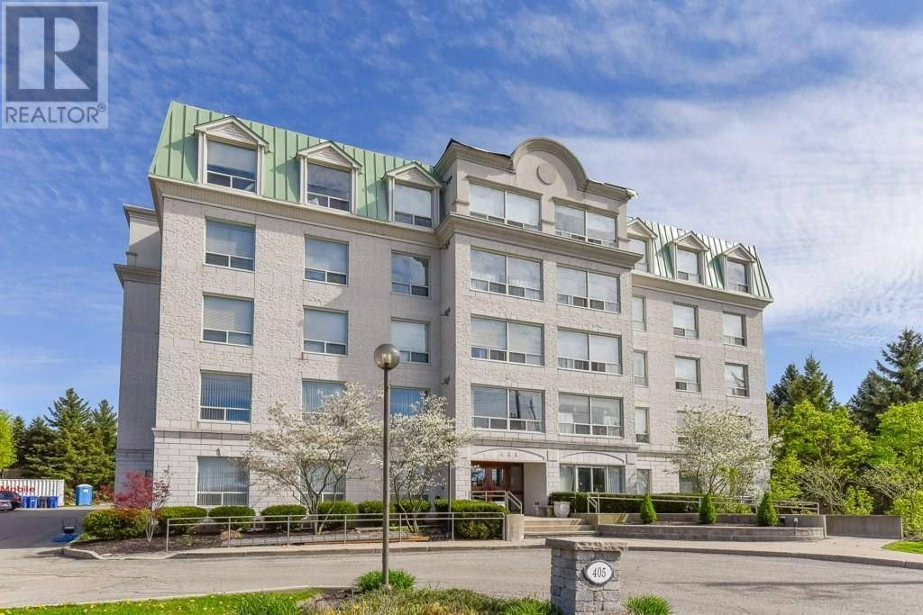 Condo for sale at 405 Erb St West Unit 301 Waterloo Ontario - MLS: 30758218