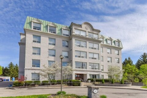 Residential property for sale at 405 Erb St Unit 301 Waterloo Ontario - MLS: 40058078