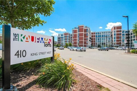 Home for sale at 410 King St Unit 301 Kitchener Ontario - MLS: 40024512