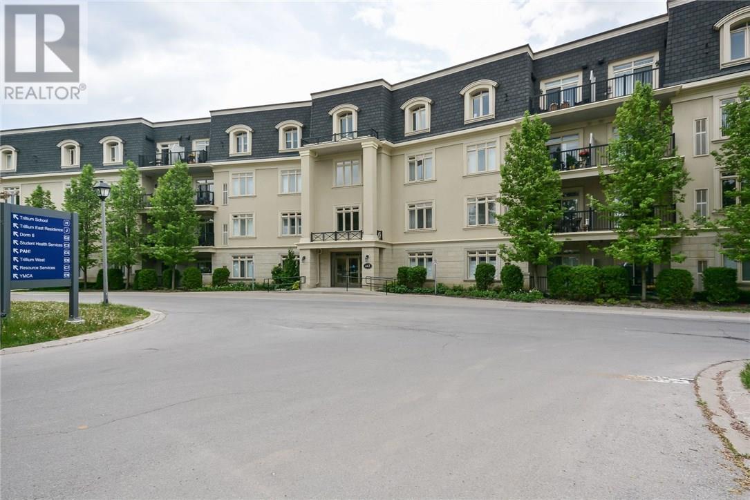 Centennial Forest Heights Condos: 443 Centennial Forest Drive, Milton, ON