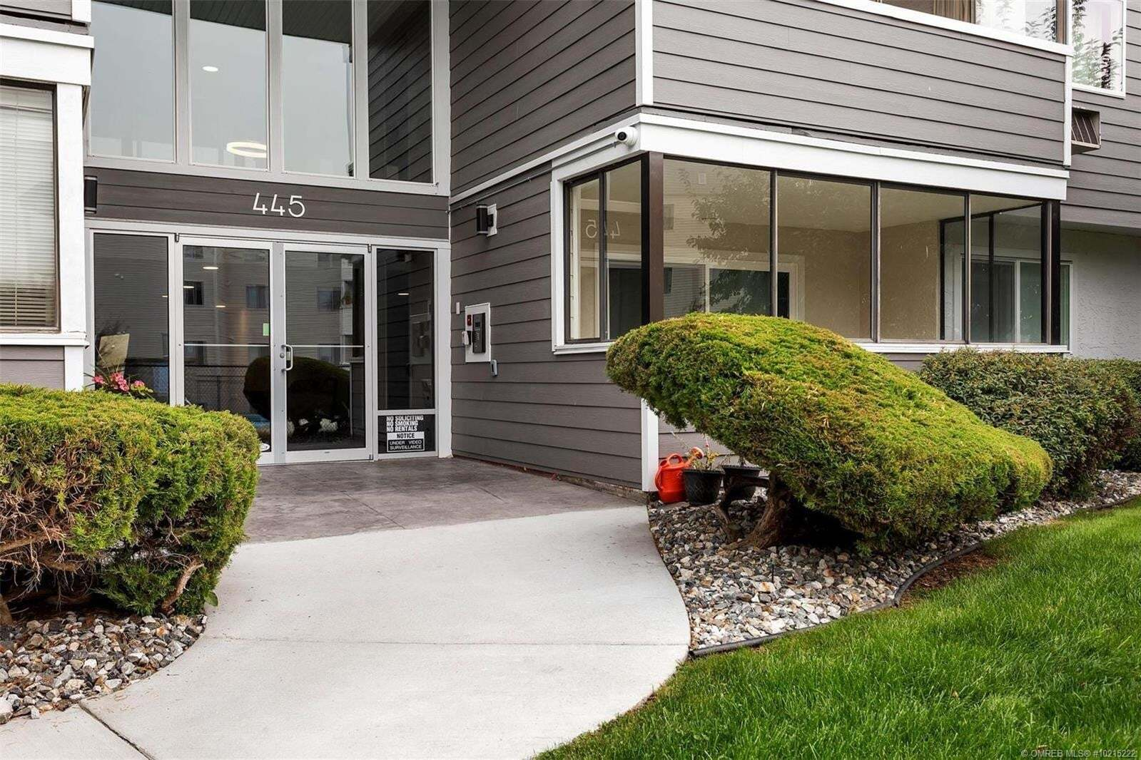 Condo for sale at 445 All Star Ct Unit 301 Kelowna British Columbia - MLS: 10215222