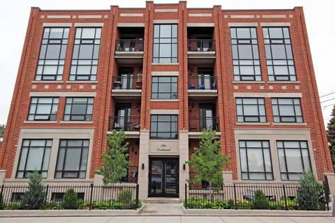 Townhouse for rent at 458 Oakwood Ave Unit 301 Toronto Ontario - MLS: C4709852