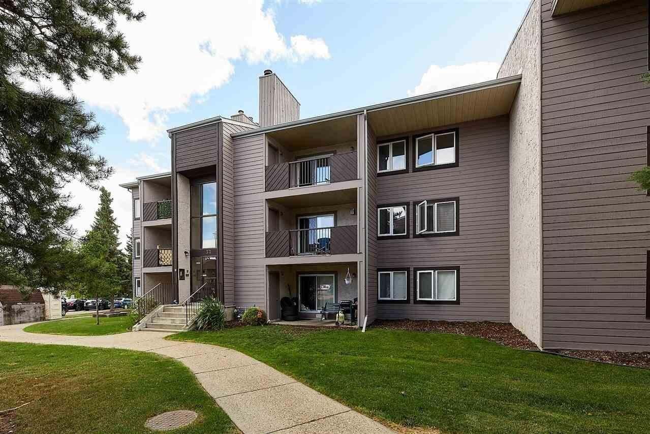 Condo for sale at 47 Akins Dr Unit 301 St. Albert Alberta - MLS: E4212143