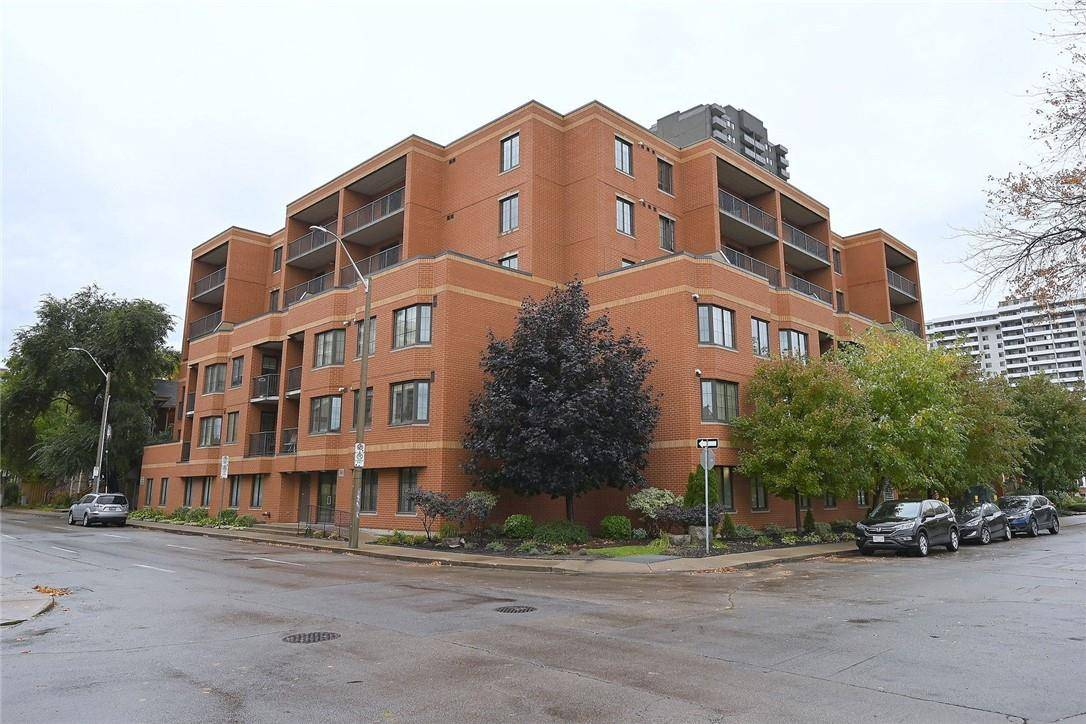 Condo for sale at 47 Caroline St N Unit 301 Hamilton Ontario - MLS: H4067902