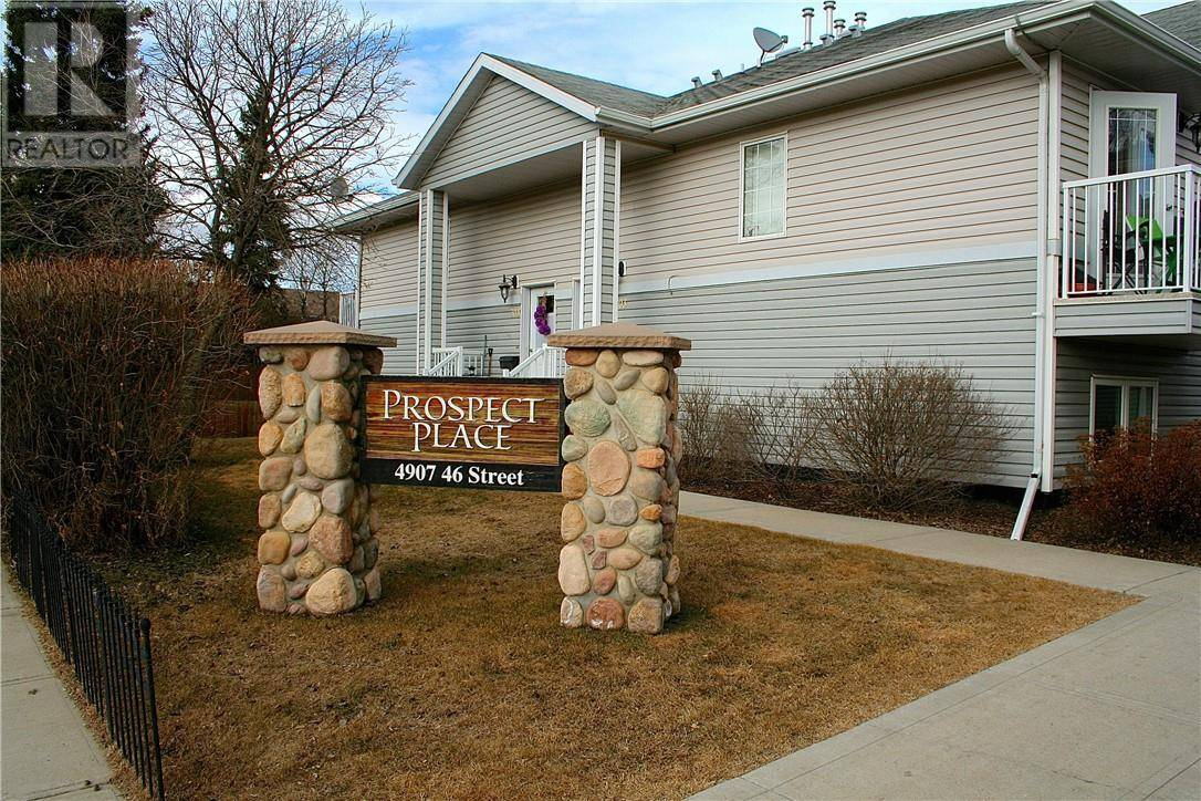 Townhouse for sale at 4907 46 St Unit 301 Camrose Alberta - MLS: ca0190415