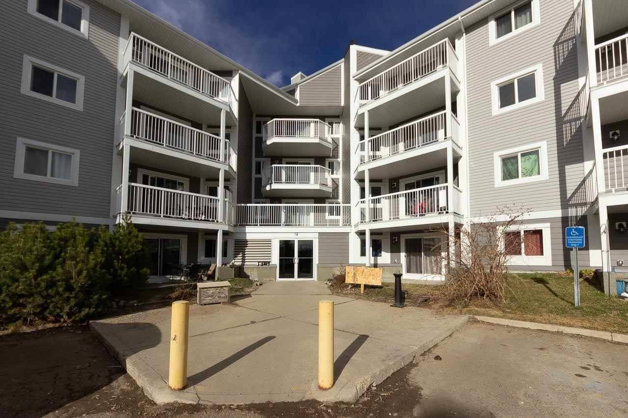Condo for sale at 5005 31 Ave Nw Unit 301 Edmonton Alberta - MLS: E4181489