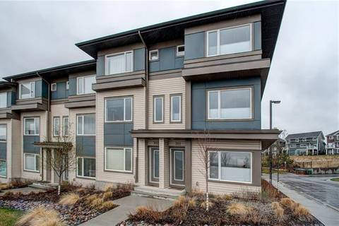 Townhouse for sale at 501 River Heights Dr Unit 301 Cochrane Alberta - MLS: C4275098