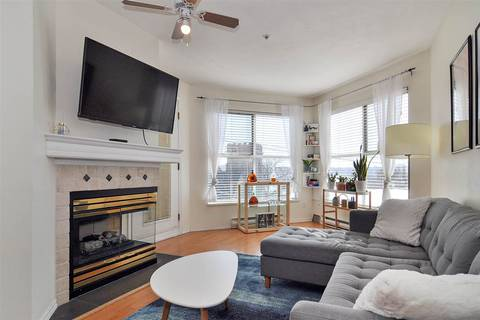 Condo for sale at 509 Carnarvon St Unit 301 New Westminster British Columbia - MLS: R2446400