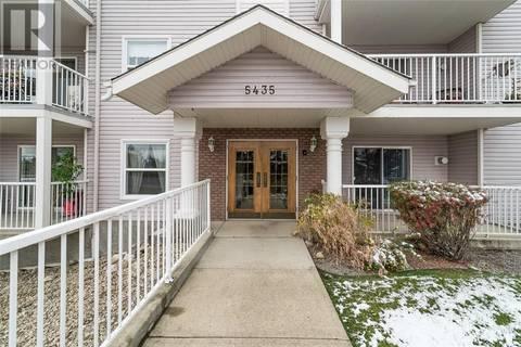 Condo for sale at 5435 Lakeshore Dr Unit 301 Sylvan Lake Alberta - MLS: ca0154017