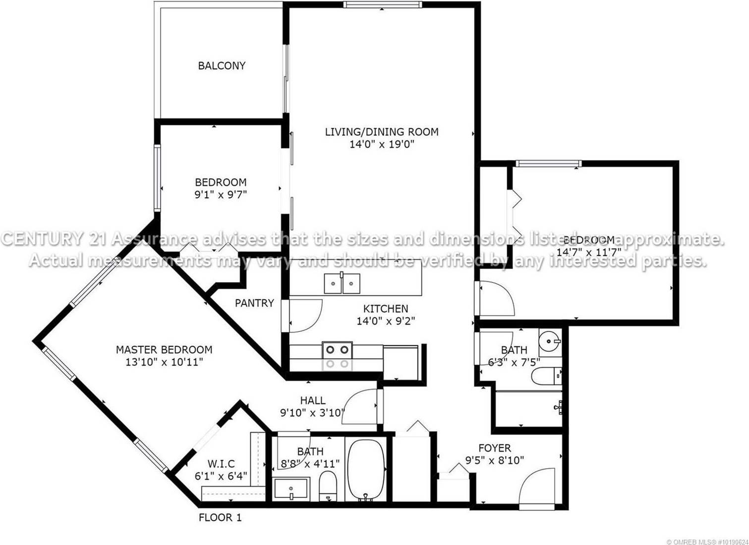 Condo for sale at 547 Yates Rd Unit 301 Kelowna British Columbia - MLS: 10190624