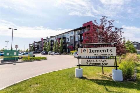 Condo for sale at 5521 7 Ave SW Unit 301 Edmonton Alberta - MLS: E4208956