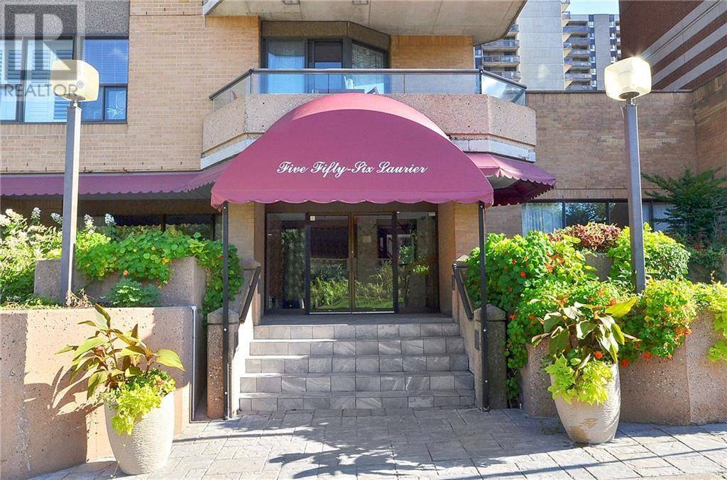 Condo for sale at 556 Laurier Ave W Unit 301 Ottawa Ontario - MLS: 1184597
