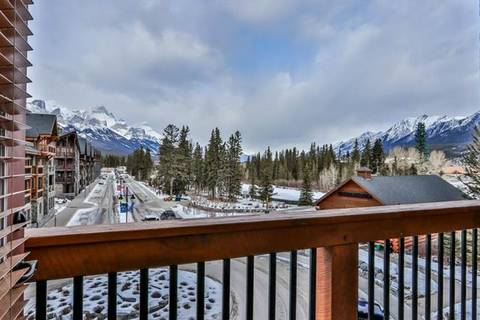 Condo for sale at 600 Spring Creek Dr Unit 301 Canmore Alberta - MLS: C4289826