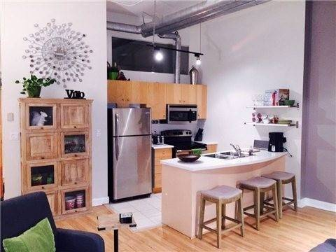 Apartment for rent at 700 King St Unit 301 Toronto Ontario - MLS: C4724933