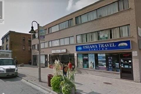 Commercial property for lease at 74 Simcoe St Apartment 301 Oshawa Ontario - MLS: E4708598