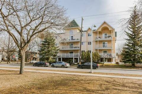 Condo for sale at 7725 108 St Nw Unit 301 Edmonton Alberta - MLS: E4150130