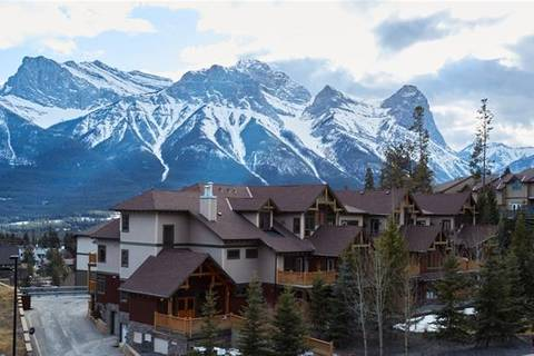 Condo for sale at 801 Benchlands Tr Unit 301 Canmore Alberta - MLS: C4234008