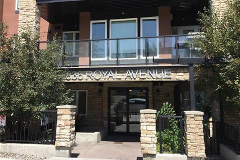 Condo for sale at 836 Royal Ave Southwest Unit 301 Calgary Alberta - MLS: C4226996