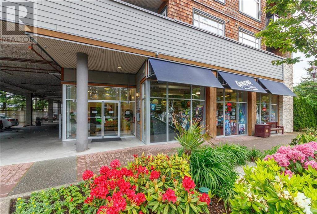 Condo for sale at 844 Goldstream Ave Unit 301 Victoria British Columbia - MLS: 421843