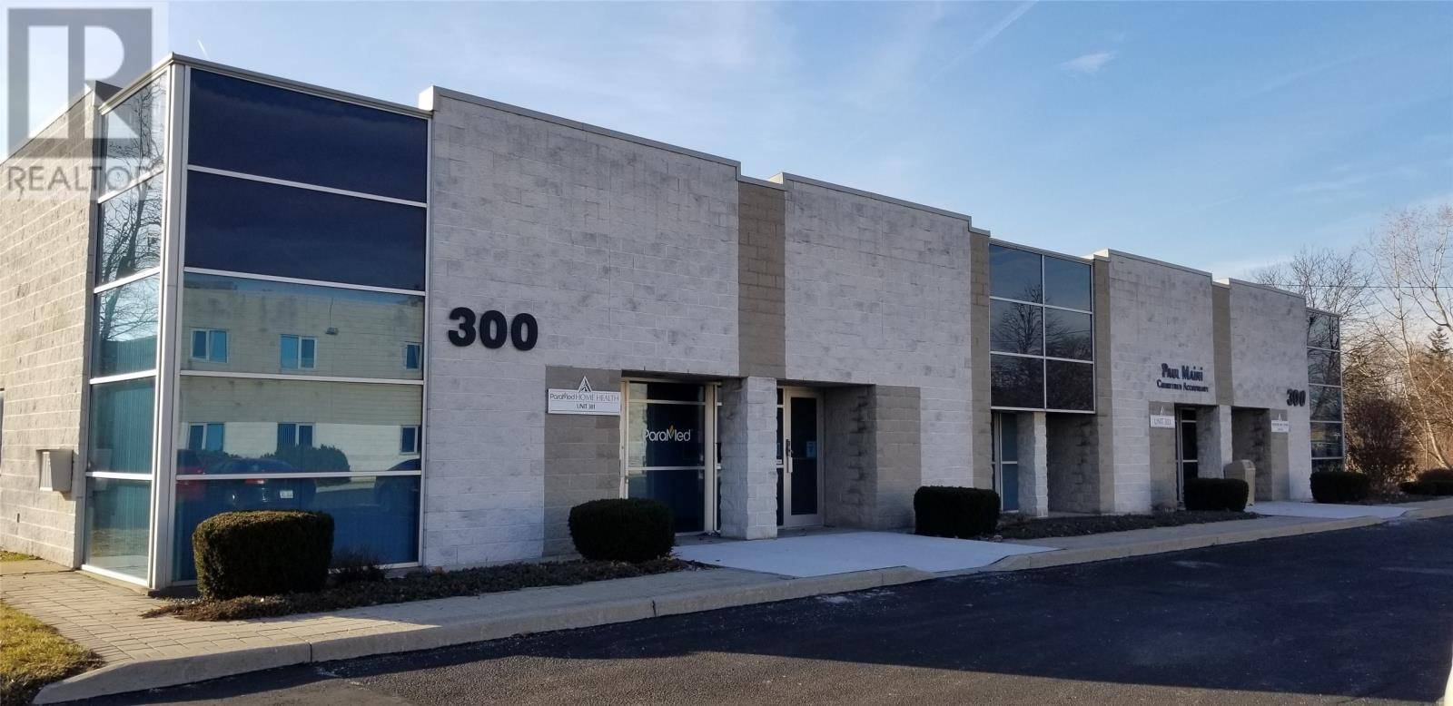 Commercial property for lease at 880 North Service Bld 300 Unit Apartment 301 Windsor Ontario - MLS: 1705862