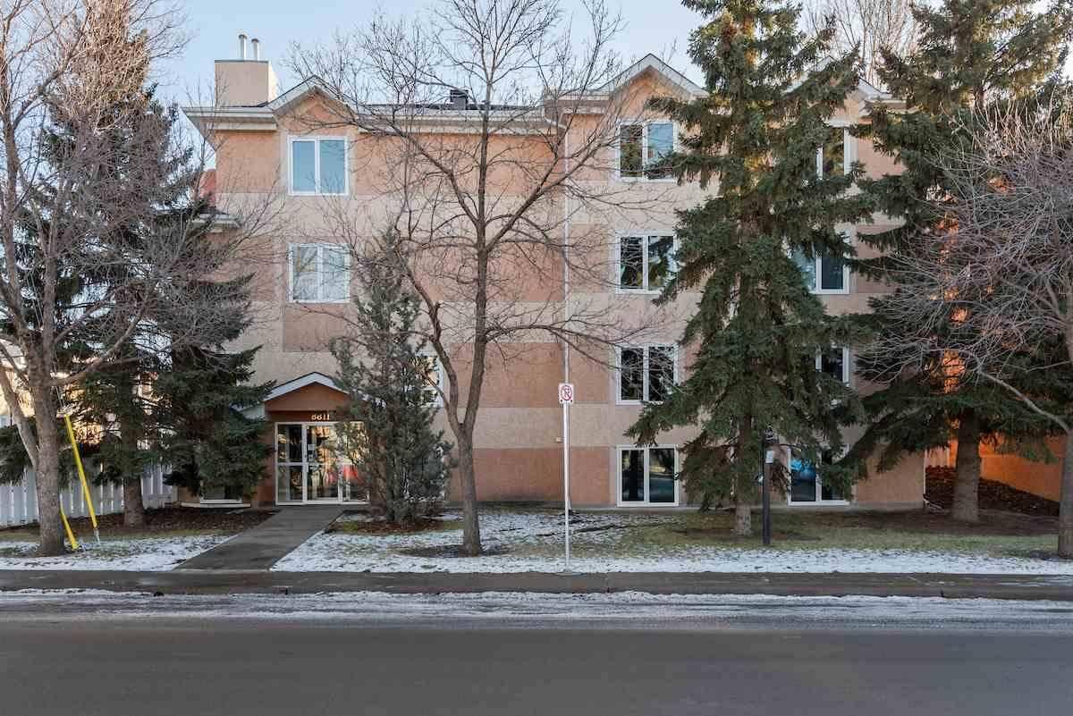 Condo for sale at 8811 106a Ave Nw Unit 301 Edmonton Alberta - MLS: E4180673