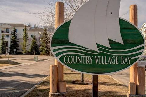 Condo for sale at 9 Country Village By Northeast Unit 301 Calgary Alberta - MLS: C4239267