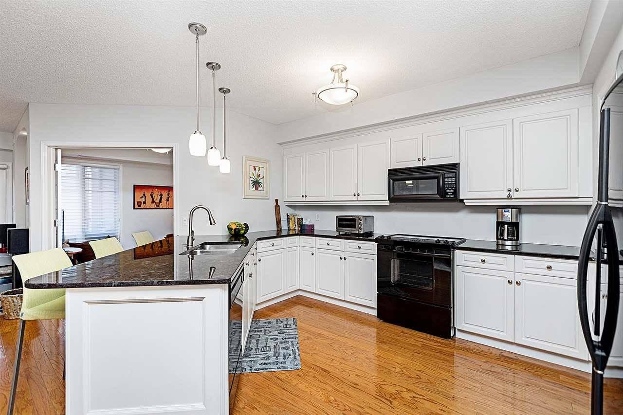 Condo for sale at 9815 96a St Nw Unit 301 Edmonton Alberta - MLS: E4186137