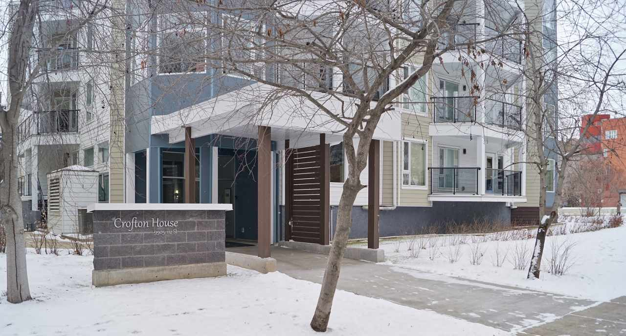 Buliding: 9905 112 Street, Edmonton, AB