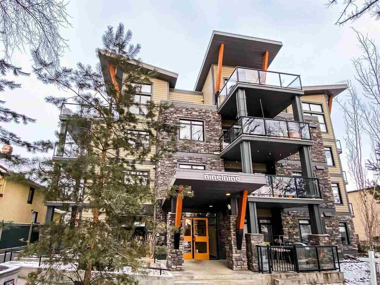 Condo for sale at 9908 84 Ave Nw Unit 301 Edmonton Alberta - MLS: E4184525