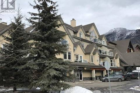 Home for sale at 999 Bow Valley Tr Unit 301 Canmore Alberta - MLS: 50058