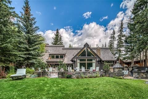 House for sale at 301 Buffalo St Banff Alberta - MLS: C4292989