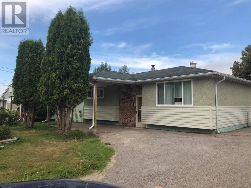 House for sale at 301 Endako Ave Fraser Lake British Columbia - MLS: R2429043