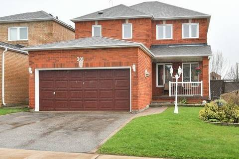 House for sale at 301 Howard Cres Orangeville Ontario - MLS: W4449346
