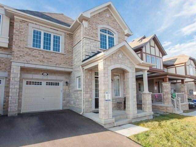 For Sale: 301 Jean Landing, Milton, ON | 4 Bed, 3 Bath Townhouse for $799000.00. See 24 photos!
