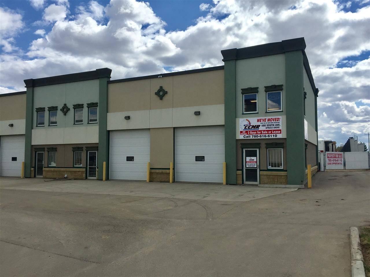 Commercial property for sale at 301 Saskatchewan Dr Spruce Grove Alberta - MLS: E4091070