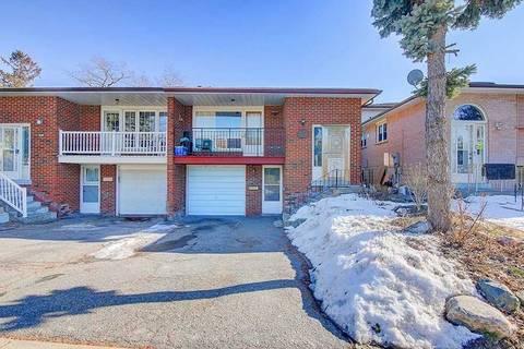 Townhouse for sale at 301 Timberbank Blvd Toronto Ontario - MLS: E4725065