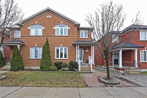 Townhouse for sale at 301 Via Carmine Ave Vaughan Ontario - MLS: N4424413