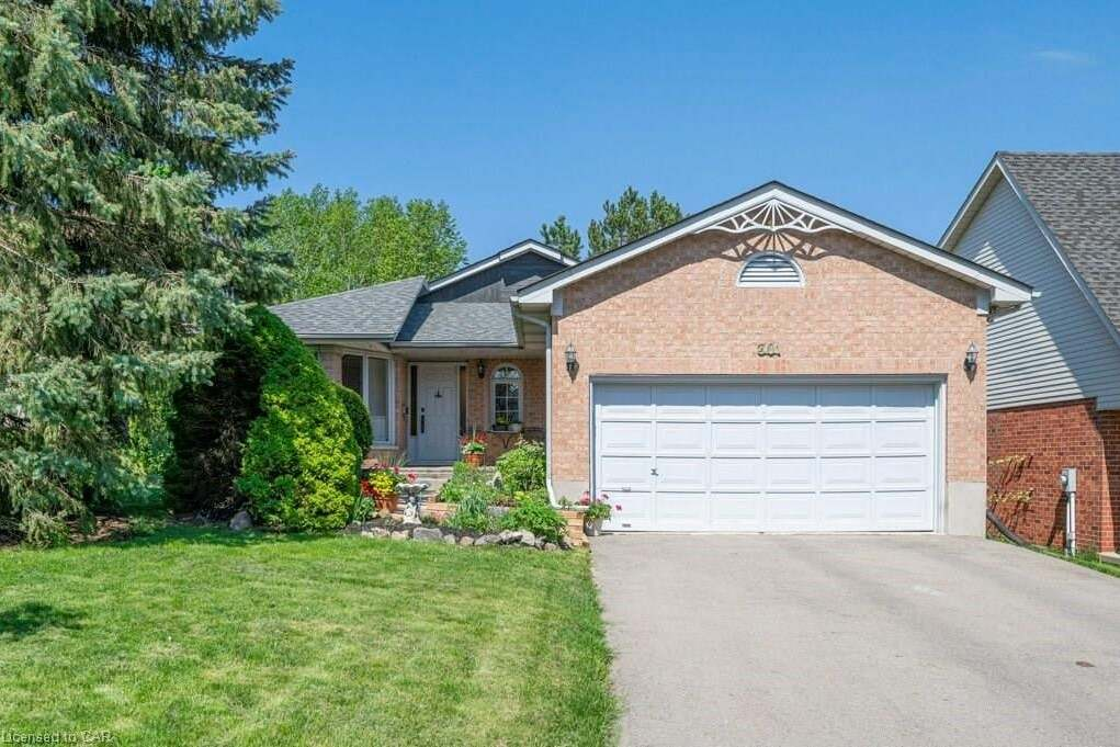 House for sale at 301 Wiltshire Pl Waterloo Ontario - MLS: 30808280