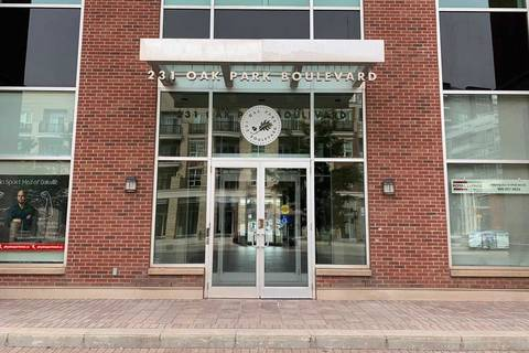 Commercial property for lease at 231 Oak Park Blvd Apartment 301-Y Oakville Ontario - MLS: W4499659