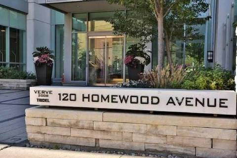 Condo for sale at 120 Homewood Ave Unit 3010 Toronto Ontario - MLS: C4455010
