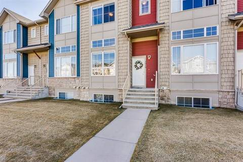 Townhouse for sale at 2370 Bayside Rd Southwest Unit 3010 Airdrie Alberta - MLS: C4242483