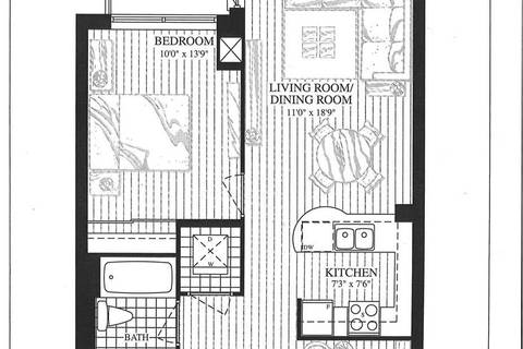 Apartment for rent at 763 Bay St Unit 3010 Toronto Ontario - MLS: C4551145