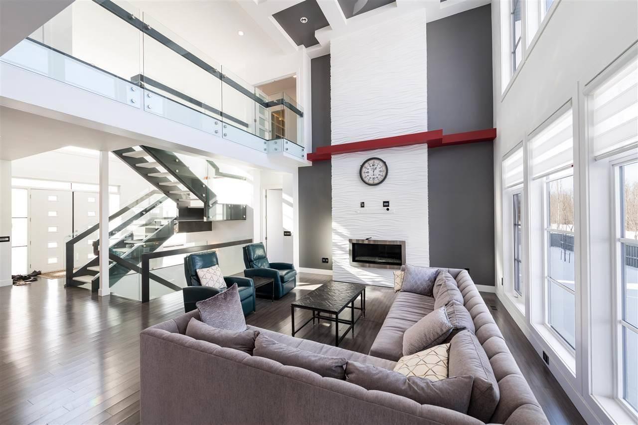 House for sale at 3010 Watson Landng Sw Edmonton Alberta - MLS: E4144969
