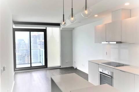 Apartment for rent at 16 Bonnycastle St Unit 3011 Toronto Ontario - MLS: C4482484