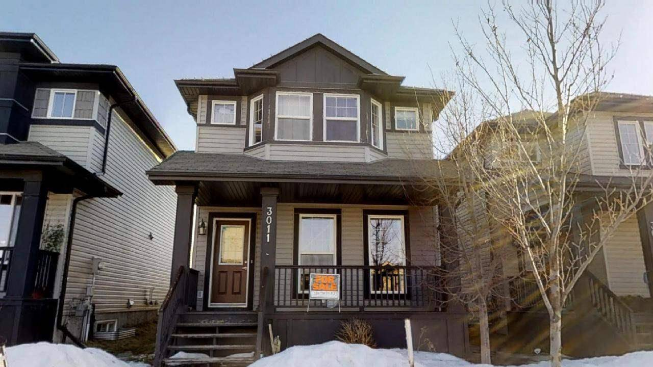 House for sale at 21 Ave Ave Nw Unit 3011 Edmonton Alberta - MLS: E4148604