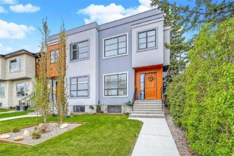 Townhouse for sale at 3011 34 St Southwest Calgary Alberta - MLS: C4305400