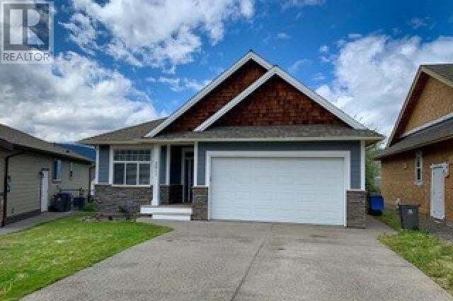 House for sale at 3011 Hilton Drive  Merritt British Columbia - MLS: 156707