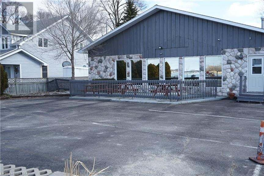 Commercial property for sale at 30115 St Clair Pw Wallaceburg Ontario - MLS: 246549