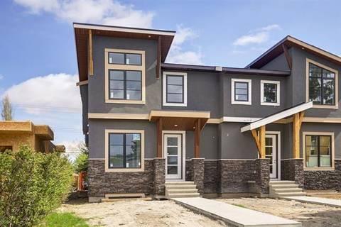 Townhouse for sale at 3012 Cochrane Rd Northwest Calgary Alberta - MLS: C4244915